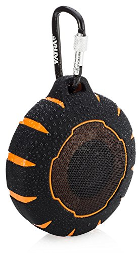Yatra Aquatune 5712 - Portable Waterproof Rugged Wireless Bluetooth Speaker (Orange)