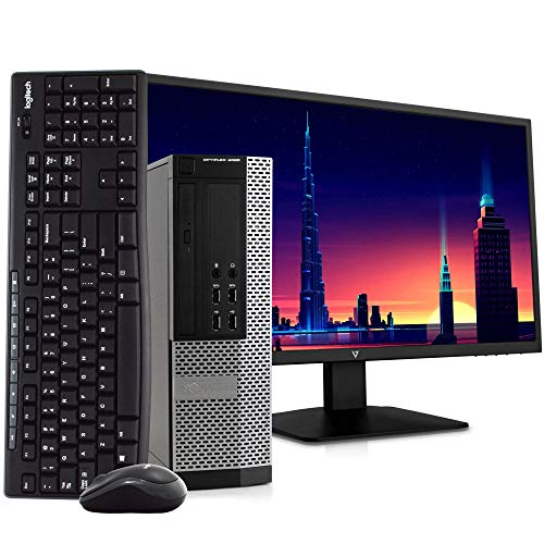 Dell Optiplex 9020 with Monitor