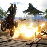 Just Cause 4 PS4 Orijinal Açma Şeritli 16