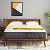 King Mattress, Sweetnight 12 Inch King Size Mattress Medium Firm, Ventilated Memory Foam for a Deep Sleep, Supportive & Pressure Relief with CertiPUR-US Certified