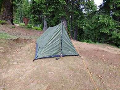 River-Country-Products-Trekker-Tent-22-Two-Person-Trekking-Pole-Backpacking-Tent