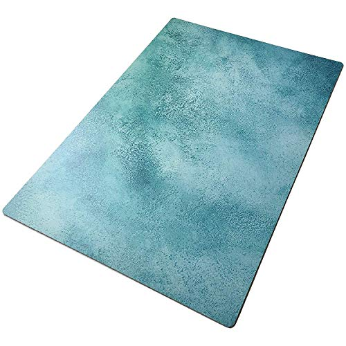 Bessie-Bakes-Turquoise-Blue-Green-Painted-Replicated-Photography-Backdrop-Board-for-Food-Product-Photography-2-ft-x-3ft-3-mm-Thick-Moisture-Resistant-Stain-Resistant-Lightweight