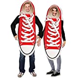 Tigerdoe Couples Costumes - Novelty Sneaker Costume - Funny Adult Halloween Costumes - 2 Pc
