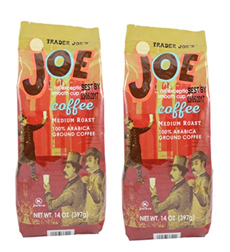 Trader Joe's Medium Roast Ground Coffee
