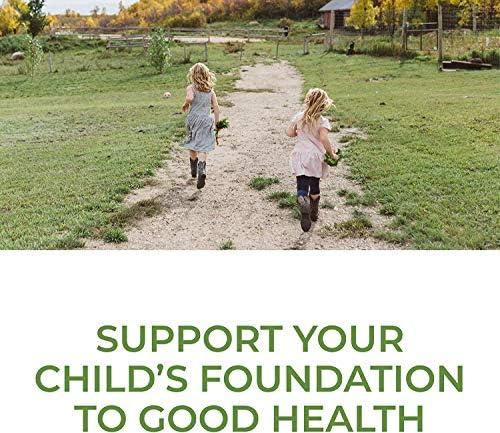 MegaFood, Kids N' Us MegaFlora, Probiotic Supplement for Children with 5 Billion CFU, 60 Servings (60 Capsules) 7