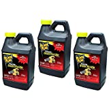Black Flag 64 Ounce Fogging Mosquito Insecticide for Thermal Foggers (3 Pack)