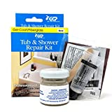 Tub and Shower Repair Kit - Bone