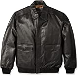 Product review for Excelled Men's Big and Tall Leather Flight Jacket