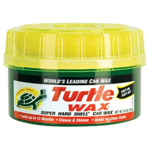 Turtle Wax T-223 Super Hard Shell Paste Wax