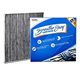 Spearhead Premium Breathe Easy Cabin Filter, Up to 25% Longer Life w/Activated Carbon (BE-819)
