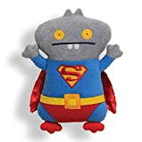 GUND Uglydoll Babo Superman Stuffed Animal