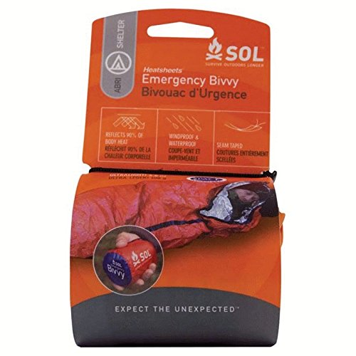 Adventure Medical Kits Heatsheets Emergency Bivvy 2.4oz