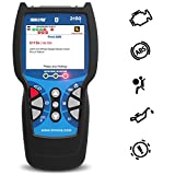 INNOVA 3150f Color Screen with Bluetooth Pro OBD2 Scanner/Car Code Reader with ABS, SRS, Battery, Service Light Reset