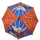 DC Comics Superhero Girl's Red Umbrella
