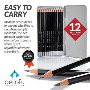 Bellofy Drawing Pencils