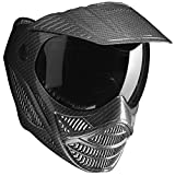 Tippmann Valor FX Paintball Goggle Mask - Carbon Fiber