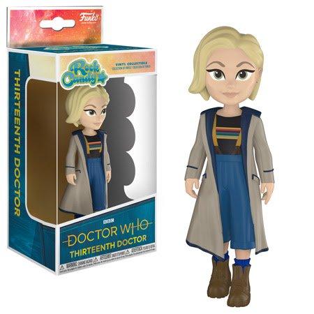 Rock Candy: Doctor Who - Thirteenth Doctor Vinyl Figure