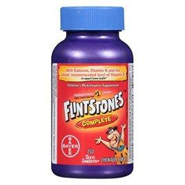 Flintstones Children's Complete Multivitamin Chewable Tablets