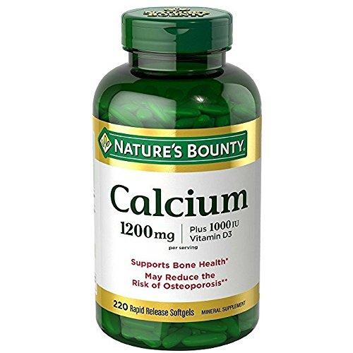 Updated} List of Top 10 Best calcium supplements brands in Detail