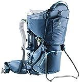Deuter Kid Comfort - Child Carrier Backpack, Midnight