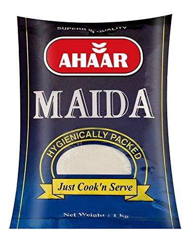 51aACfdcH2L - Ahaar Maida 500 Grams with High Protein