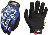 Mechanix Wear MG-03-010 Blue Large Gloves