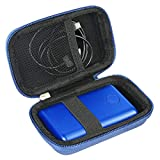 Khanka Hard Travel Case Replacement for Anker PowerCore Speed 10000 10000mAh QC Charge 3.0 Portable External Charger Battery Power Bank