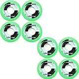 Labeda WHEELS Inline Roller Hockey SHOOTER 8 Pack