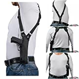 Right Hand Vertical Shoulder Holster Fits SIG Sauer P220, P229,P226, SP2022, SP2022 (ALL VERSIONS)
