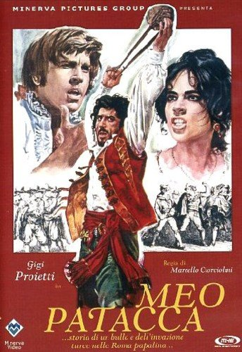 Meo Patacca: Amazon.it: Proietti/Cerusico, Proietti/Cerusico: Film ...