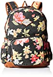 Billabong Women's Home Abroad Backpack Black Olive One Size