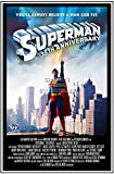 "CGC Huge Poster - DC Superman Movie Poster 35th Anniversary - DCS005 (24"" x 36"" (61cm x 91.5cm))"
