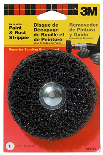 3M 9099DCNA Large Area Paint and Rust Stripper
