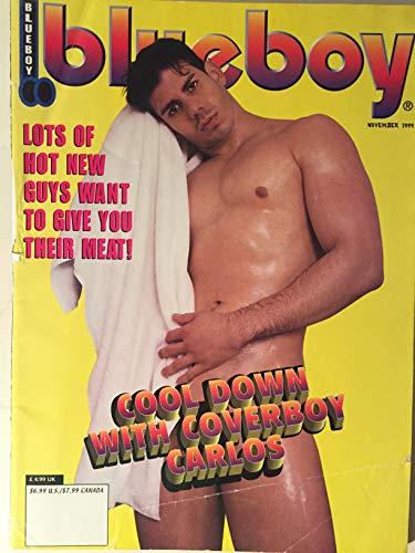 Blueboy Gay Magazine Cover Hunk Carlos November 1999 Single Issue Magazine  – January 1, 1999- Buy Online in Aruba at aruba.desertcart.com. ProductId :  203069012.