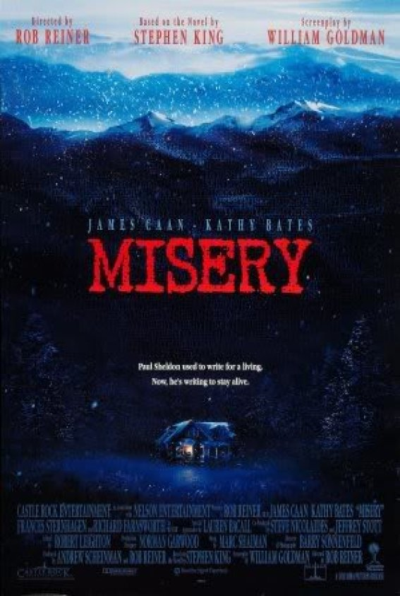 Image result for misery poster