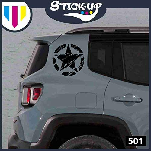 51aa3mRvm L. AC Adesivi Jeep Renegade