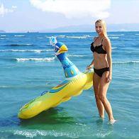 qwe-poi-Pool-Lounger-Water-Hammock-InflatablePeacock-Swimming-Bed-Portable-SwimmingPool-Water-Sofa-193-x-163-x-94CM
