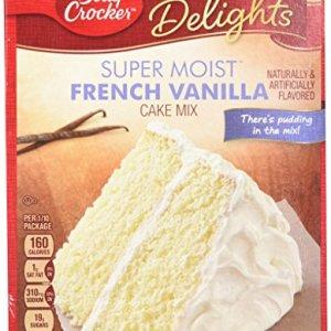 Betty Crocker Super Moist French Vanilla Cake Mix 432g 15 oz 51acS4KerjL
