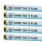 Wolff Dark Tan II Plus F71 100W Bi Pin Tanning Lamp (24) by Wolff Systems