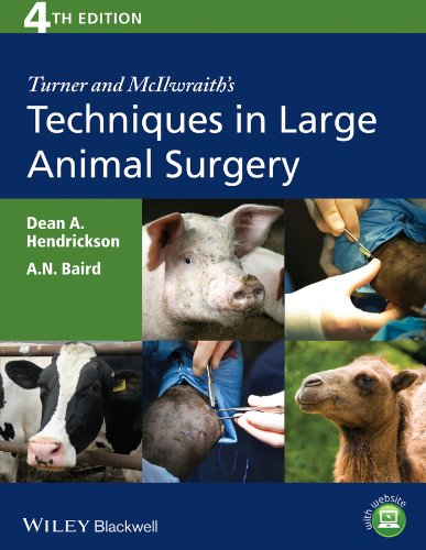 Turner and McIlwraith's Methods in Giant Animal Surgical procedure deal 50% off 51aeDK9YpJL