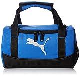 PUMA Big Kids' Lunchbox Duffel, blue/black, OS