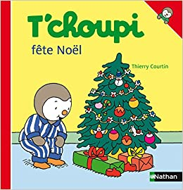 Tchoupi fête Noël
