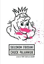 Image result for invisible monsters cover
