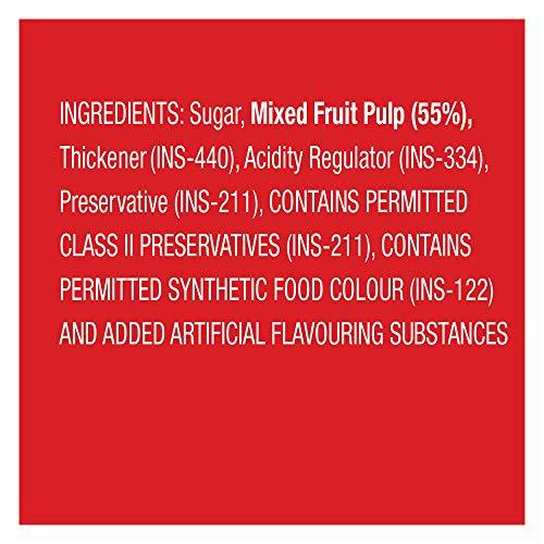 51akKAgD7dL - Splitz Mixed Fruit Jam - 700g