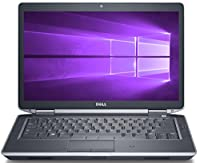 "Dell Latitude E6430 laptop installed with Windows 10 Professional 64bit (Microsoft Authorized Refurbisher). Intel Core i5 2.6GHZ with 8GB DDR3 RAM. Laptop comes with a 128GB solid state hard drive and DVD player. It includes a 14"" Display with Intel ..."