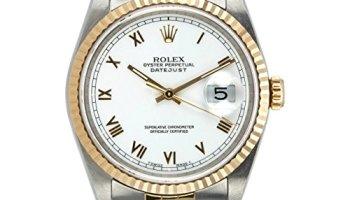 Rolex Oysterquartz Quartz Male Watch 17013 (Certified Pre