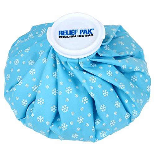 Relief Pak English Ice Cap Reusable Ice Bag, 11' Diameter