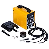 Best Choice Products MIG130 Welding Machine Set Automatic Flux Core W/Accessories