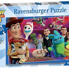 Ravensburger 08796 Disney Pixar Toy Story 4-35 Piece Jigsaw Puzzle for Kids – Every Piece is Unique – Pieces Fit Together Perfectly