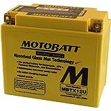 MotoBatt MBTX12U Lead_Acid_Battery